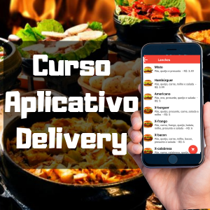 criar aplicativo delivery